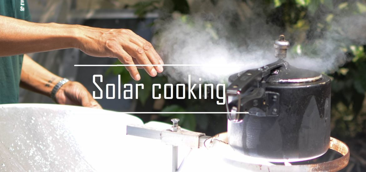 Solar cooking FoST
