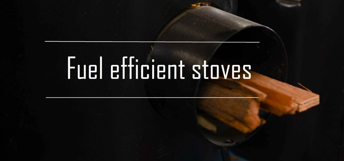 fuel efficient stoves Fost