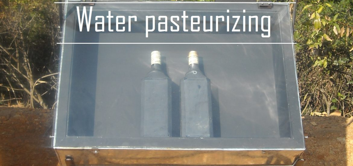 water pasteurizing title